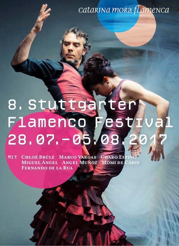 Stuttgarter Flamenco Festival 2017