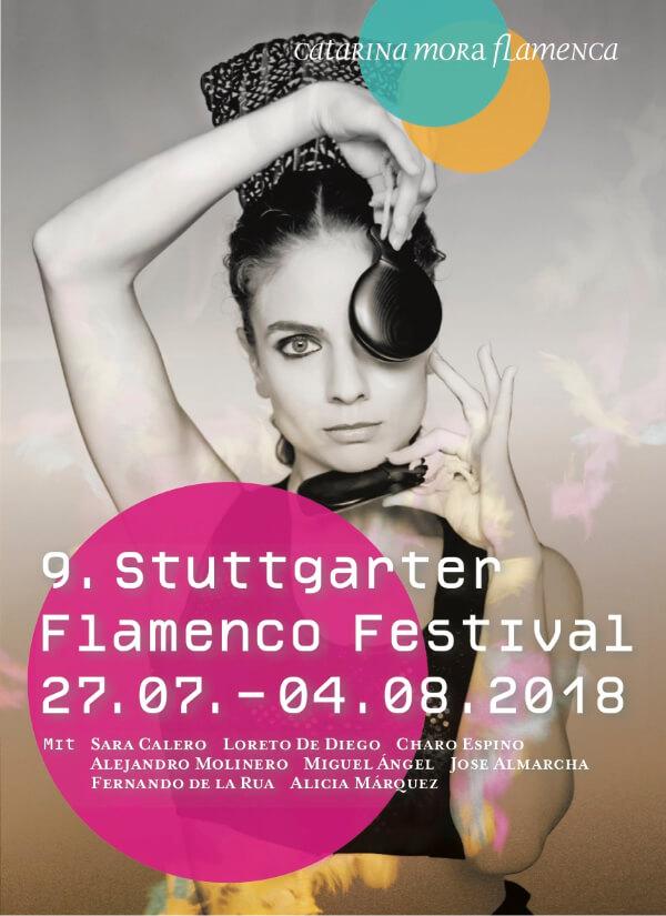 Stuttgarter Flamenco Festival 2018